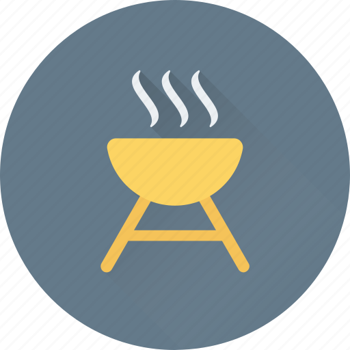 barbecue, bbq, bbq grill, charcoal grill, cooking icon