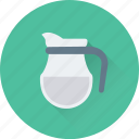 ewer, jug, kitchen, utensil, vessel icon