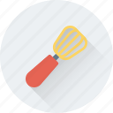 cutlery, kitchen, skimmer, spatula, utensils icon