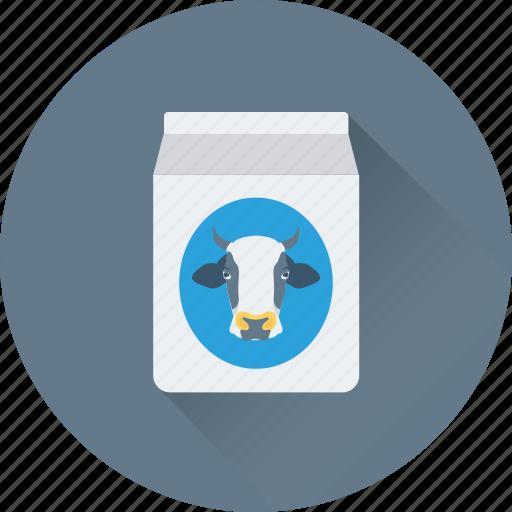 food, juice carton, milk carton, milk pack, package icon