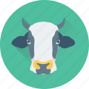 animal, buffalo, cow, dairy, milk icon