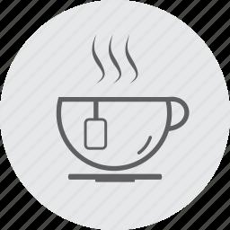 chocolate, coffee, drink, food, hot, mug, tea icon