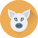 animal, ham, meat, pig, pork icon