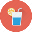 cold drink, drink, juice, lemonade, orange juice icon