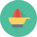 appliance, juicer, kitchen, lemon juicer, squeezer icon