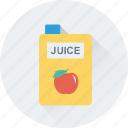 apple juice, beverage, drink, fruit juice, juice icon