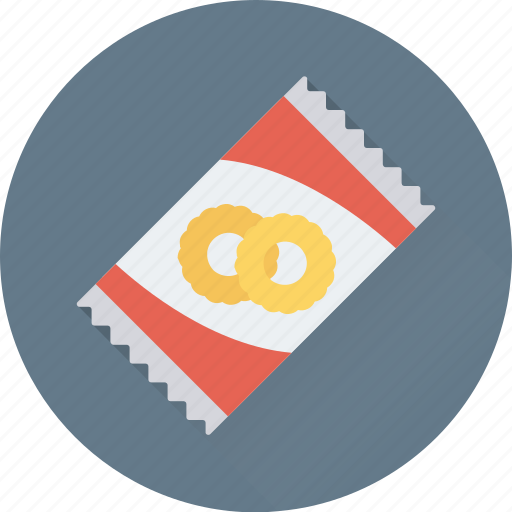 chips, crisps, food, potato chips, snack icon