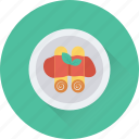 beef, food, ham meat, pork, steak icon