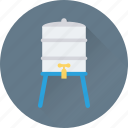 appliance, cooler, kitchen, water, water dispenser icon