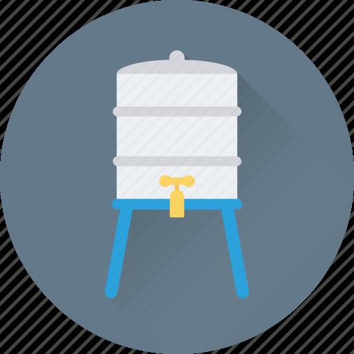 appliance, cooler, kitchen, water, water dispenser icon