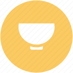 bowl, caffe latte, cereal, chinese food, kitchen utensils, soup icon