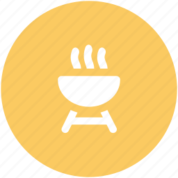 barbecue, bbq grill, chef grill, outdoor cooking icon