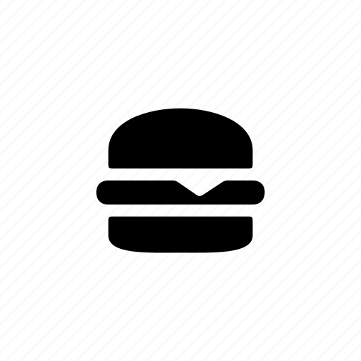burger, cheese, fastfood, food, small icon