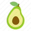 avocado, food, fruit, health