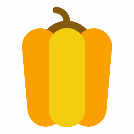 paprika, vegetable icon