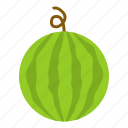 fresh, fruit, melon, summer, watermelon icon