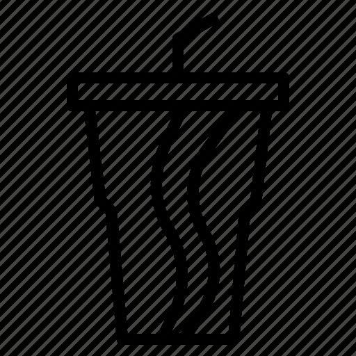 beverage, cola, soda icon