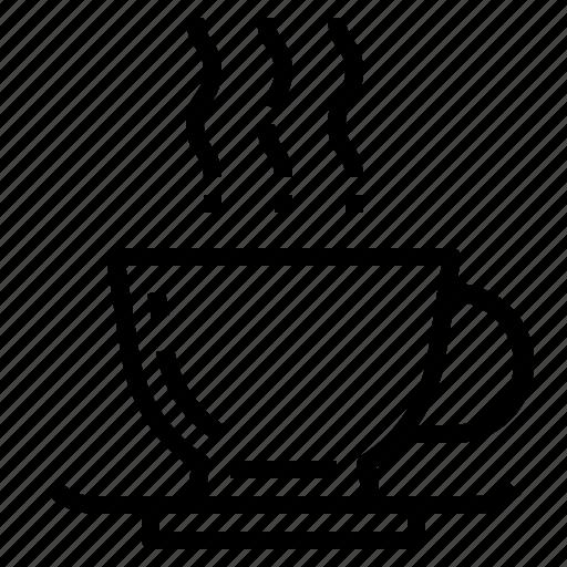 coffee, hot, tea icon