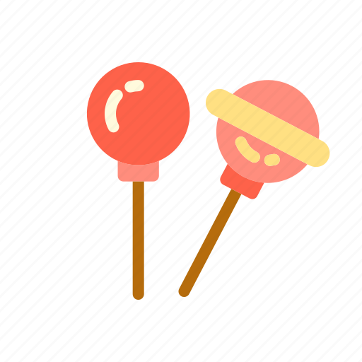 beverage, cake, candy, cookies, food, lollipop icon