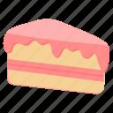bakery, bread, cake, cupcake, desert, dessert, pastry icon