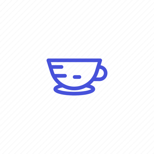 coffee, cup, drink, hot, morning, tea, water icon