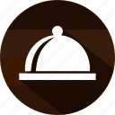 cook, covered, dinner, food, kitchen, lid, restaurant icon