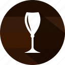 alcohol, beverage, cocktail, drink, food, glass, wine icon
