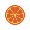 breakfast, drink, eat, food, market, orange fruit icon