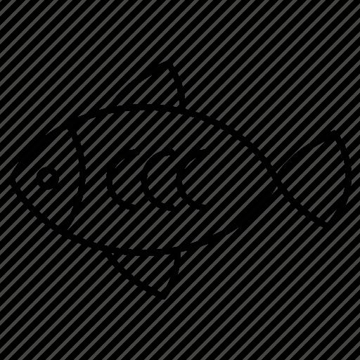 Eat, fish, food icon - Download on Iconfinder on Iconfinder