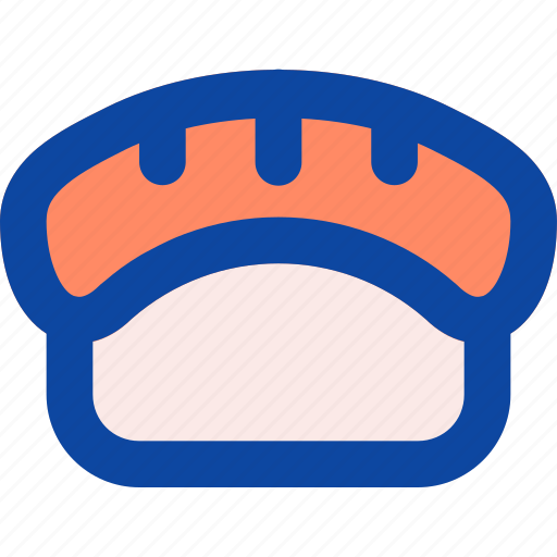 Fish, food, japanese, seafood, sushi icon - Download on Iconfinder