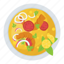 cooking, curry, curry food, food, prepared food icon