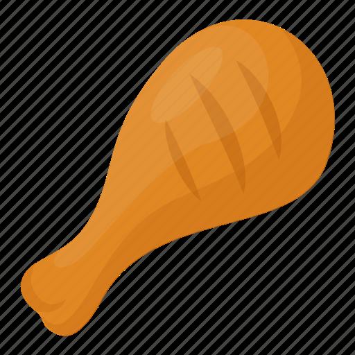 chicken drumstick, chicken leg piece, chicken piece, chicken thigh meat, food icon