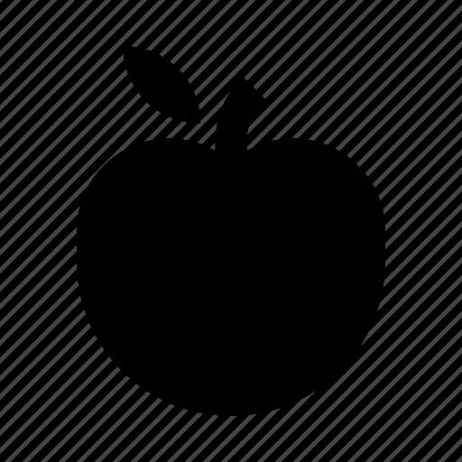 apple, food, fruit, sweet icon