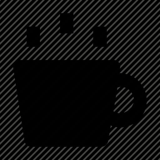 coffee, hot coffee, hot tea, tea, tea cup icon