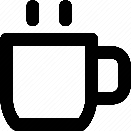 coffee cup, cup, drink, hot tea, tea cup icon
