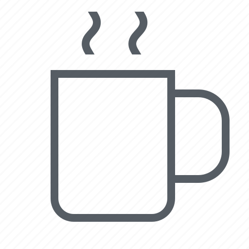 coffee, cup, drink, hot, mug, tea icon