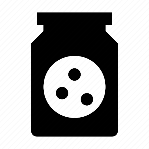 container, jam, jar, pickle, preserve icon