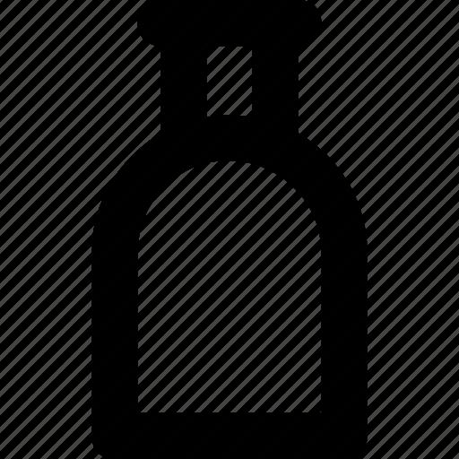 bottle, drink, liquor, milk bottle, water bottle icon