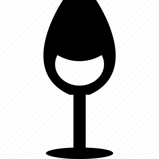 alcoholic drink, glass, lovely wine, wine, wine glass icon