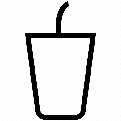cold drink, drink, refreshing drink, soda, summer juice icon