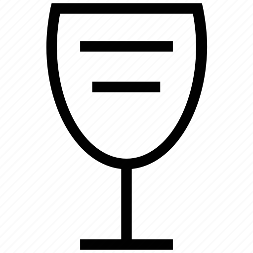 alcohol, beverage, cold drink, drink, glass, riedel, water drink icon