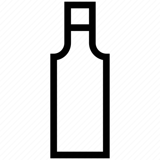 alcohol, bottle, drink, vodka, whiskey, wine, wine bottle icon