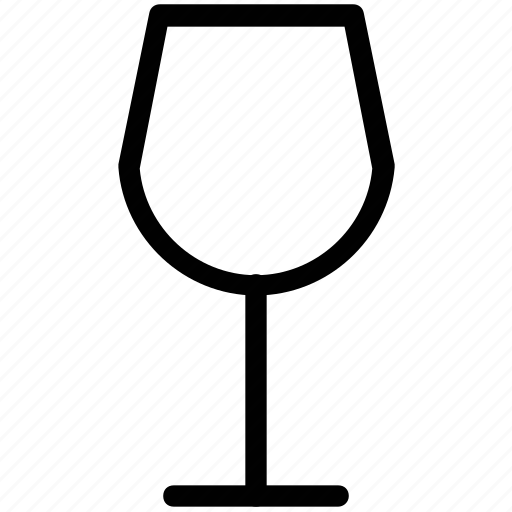 Beverages, glass, party glass, whiskey glass, wine glass icon - Download on Iconfinder