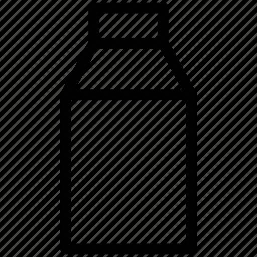 bottle, milk, milk bottle, water bottle icon