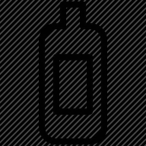alcohol, bottle, drink, whiskey, wine, wine bottle icon
