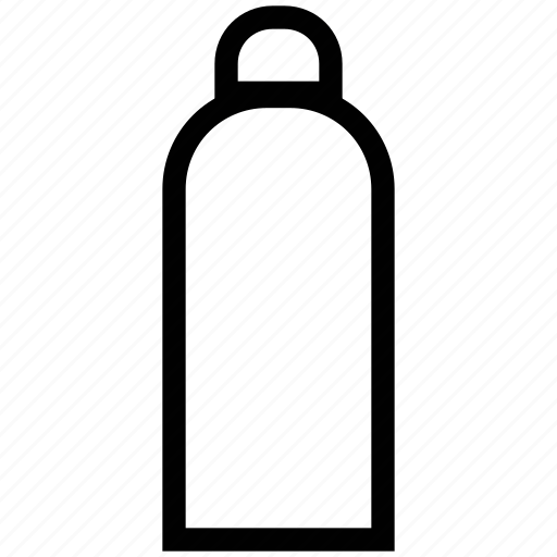 bottle, drink, juice bottle, plastic, water, water bottle icon
