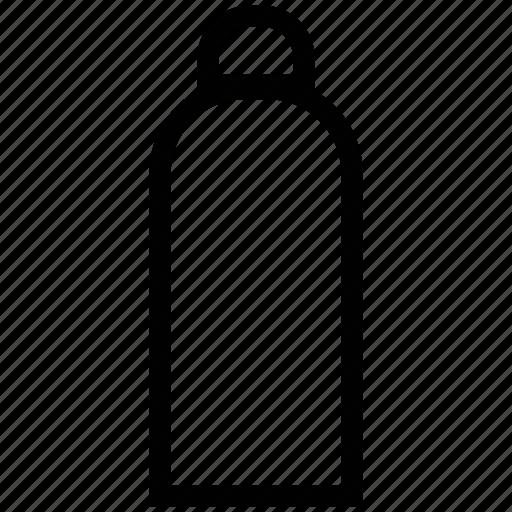 bottle, drink, juice bottle, plastic, water, water bottle icon
