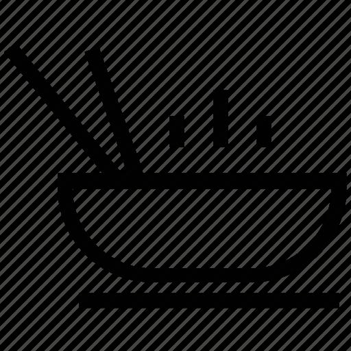 frying pan, frying pan with stick, frying pot, frying pot with sticks, frypan, skillet pan icon