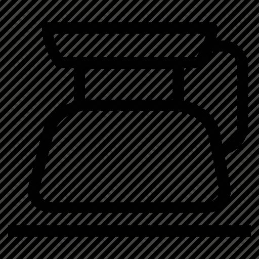 carafe, jug, jug of milk, jug of water, pitcher icon