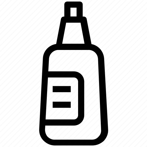 Ketchup, ketchup bottle, sauce, sauce bottle icon - Download on Iconfinder